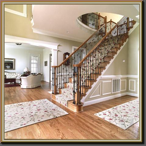 Custom Interior Trim Carpentry