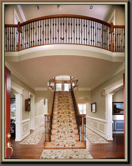 Balustrade & Custom Carpentry