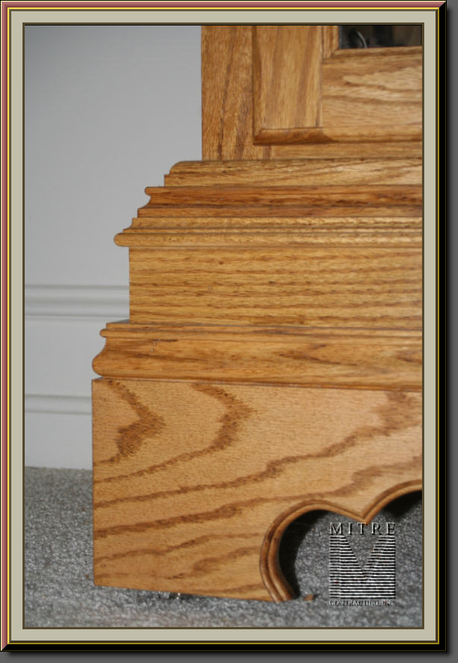 Curio Cabinet Detail