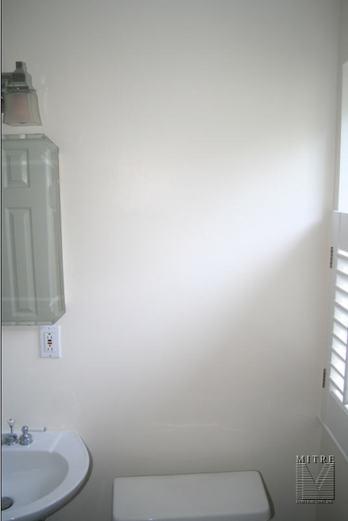 Niche Cabinet Before