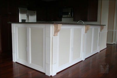 Kitchen Wainscoting  Wainscoting Kitchen